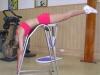Упражнения на горбунке